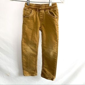 Cat and jack 5T tan chino pants straight leg